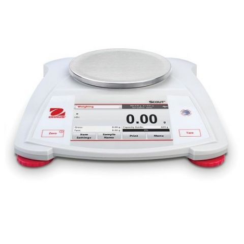Ohaus | Scout STX Precision Balance | Oneweigh.co.uk